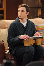 The werewolf transformation sheldon and his bongos 2