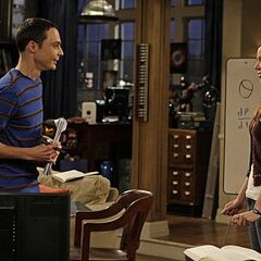 Sheldon thanks Ramona.
