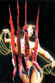 Wonderwomanposter-howard by alex ross