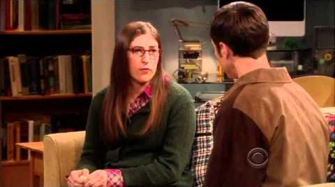 The Big Bang Theory - 5x08 - The Isolation Permutation Promo
