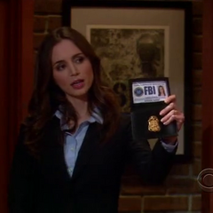 FBI Agent Angela Page.