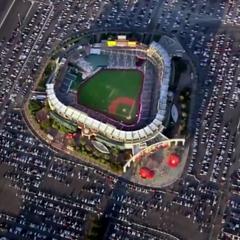 LA Angels stadium.