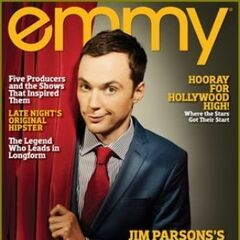 Emmy magazine cover