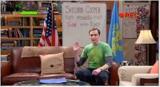 The Beta Test Initiation Sheldon's show