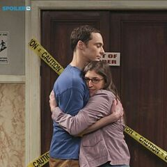 Sheldon wants Amy to come to Mars with him.