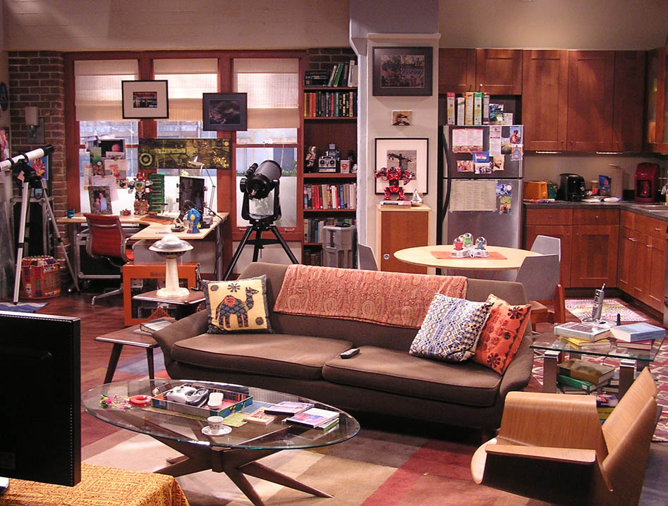 Rajesh Koothrappali 39 S Apartment The Big Bang Theory Wiki