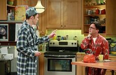 S5EP03 - Sheldon argues with Leonard