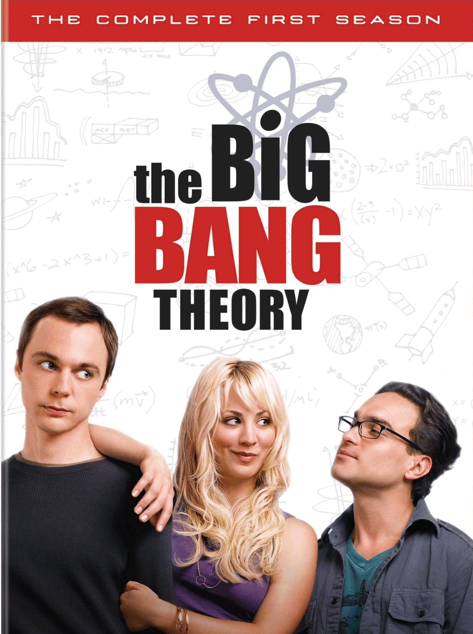 Image result for The Big Bang Theory Season 1