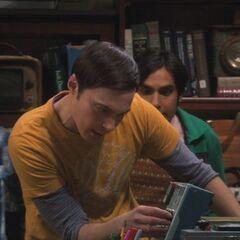 Raj, Howard and Sheldon.