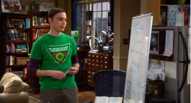 File:S5Ep20 - Sheldon working on Quatum Physics on his board.jpg