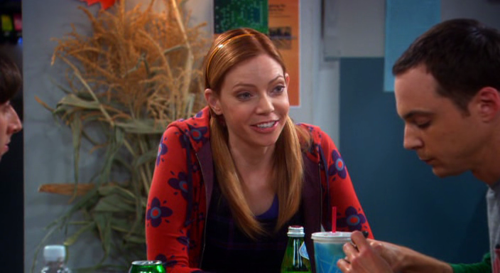 Big Bang Theory Ramona