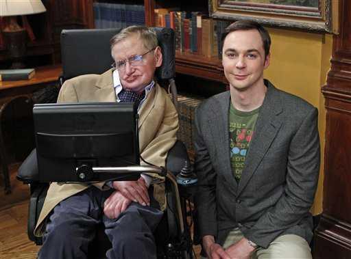 File:Stephen Hawking and Jim Parsons.jpg