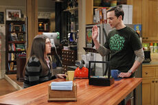 TBBT 6x5 The Holographic Excitation Sheldon and Amy