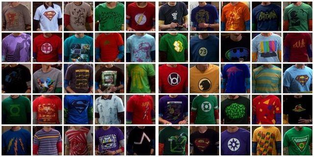 File:Shldon's t-shirts.jpg