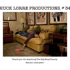 Chuck Lorre Productions, #347.
