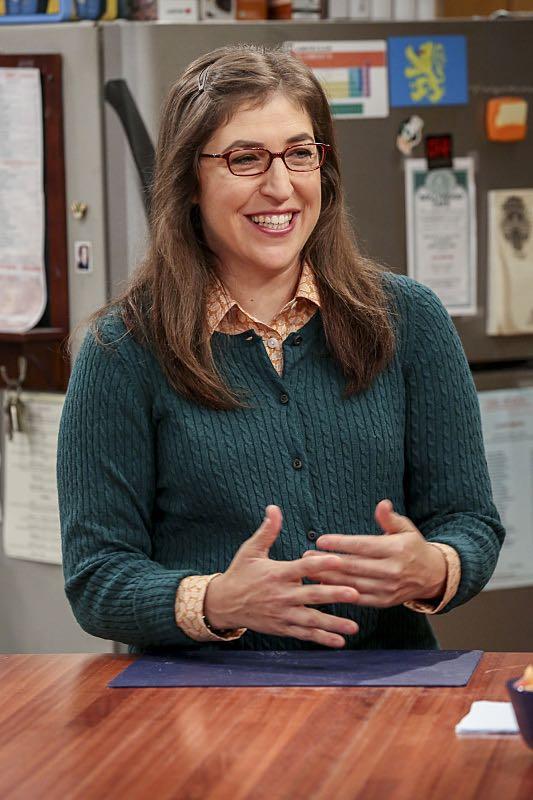 Amy The Big Bang Theory