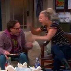 Oh my God! Sheldon and Amy!