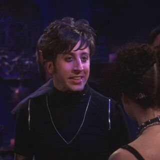 Howard meets Goth girl Bethany.