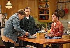 The Big Bang Theory Season 5 Episode 11 The Speckerman Recurrence 4
