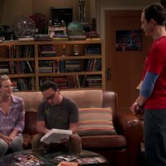 Sheldon gives them a trip to San Francisco.