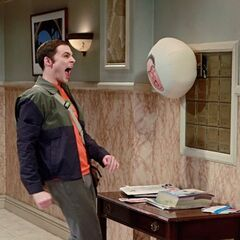 Sheldon gets pranked.