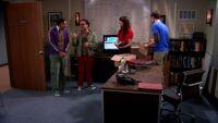 Sheldon's Office