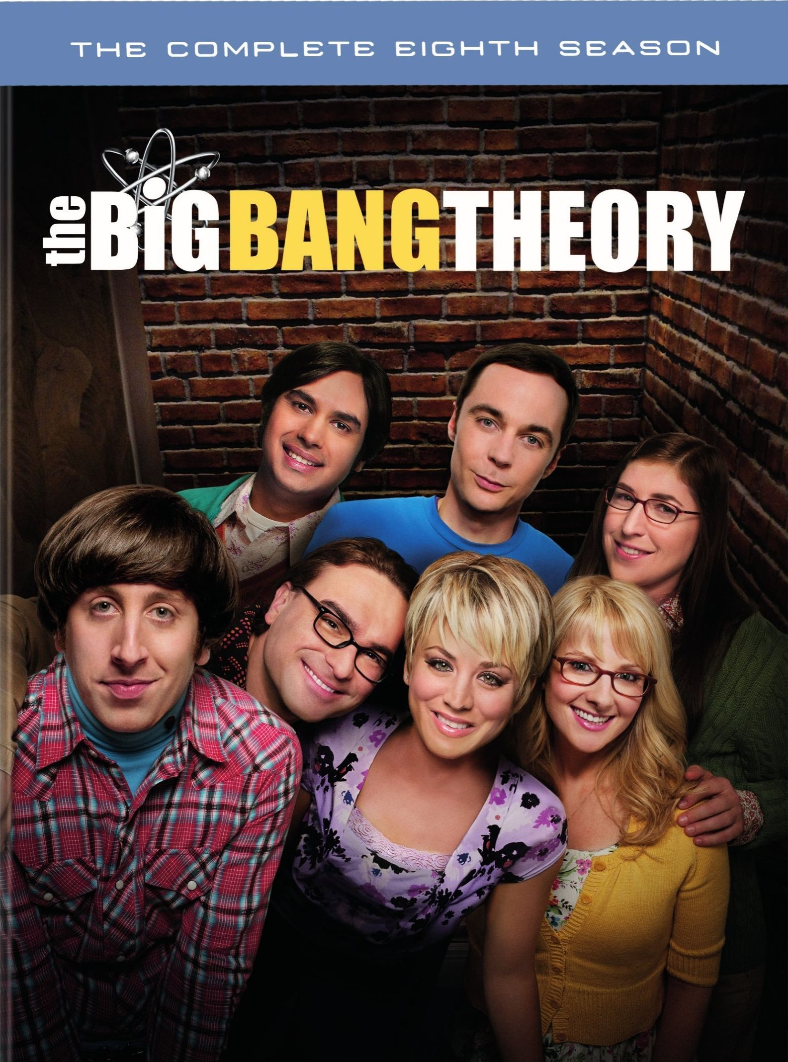 The Big Bang Theory  Temporada 8 720p Dual Latino/Inglés
