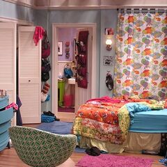 Penny's bedroom