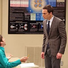 Howard is Sheldon's only student.