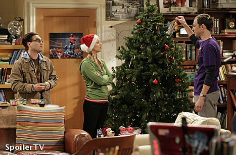 12 DAYS OF CHRISTMAS REVIEW: THE BIG BANG THEORY: THE CHRISTMAS ...