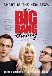 Big bang theory poster
