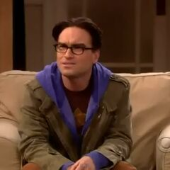 Leonard has his own theory regarding Sheldon's weird behavior.
