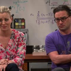 Feeling for Sheldon.