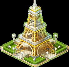 Eiffel Tower Level 4