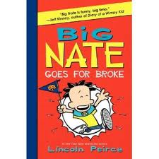 Big Nate Goes for Broke-Cover