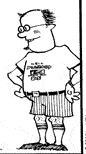 Ted Wright in his first appearance