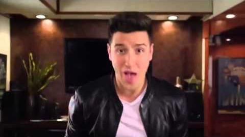 "Big Time Rush - Crazy For You (Official Music Video from ""Big Time Tour Bus"" in HD)"
