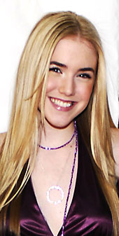 Annie Awards Spencer Locke closeup 2