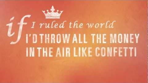 Big Time Rush - If Ruled The World