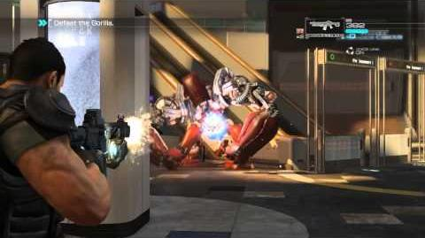 Binary Domain- Walkthrough Chapter 4-2- HD