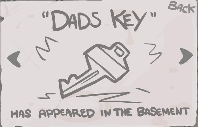 Dads key
