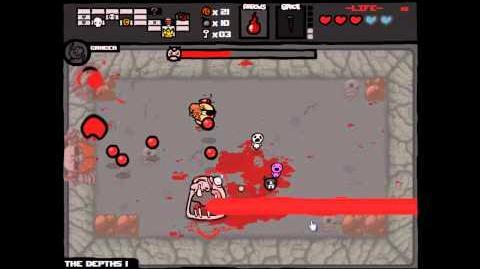 Cain vs. Monstro II - TBoI 1