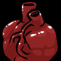 Mask of Infamy's Heart