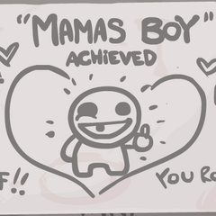 The Mama's Boy Achievement