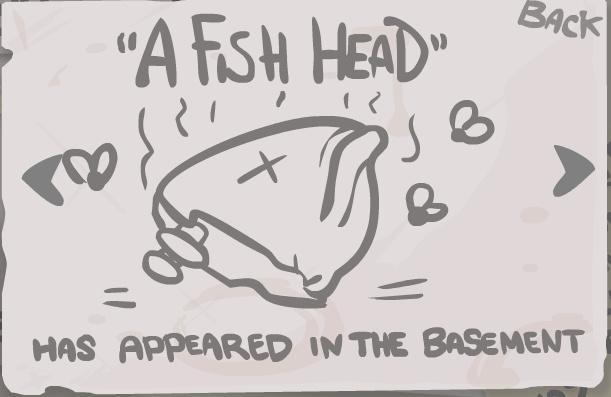 A Fish Head