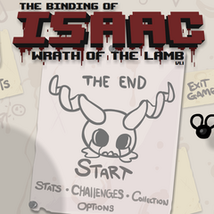 After beating??? in the Chest, or previously, beating Isaac with the Polaroid.