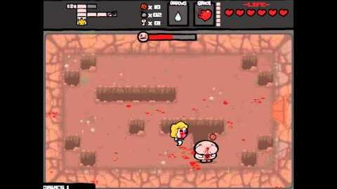 The Binding Of Isaac- Super Gluttony!