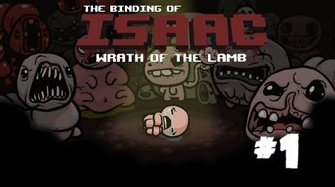 The Binding Of Isaac - Ep 1 - Humble Beginnings