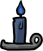 The Candle Icon