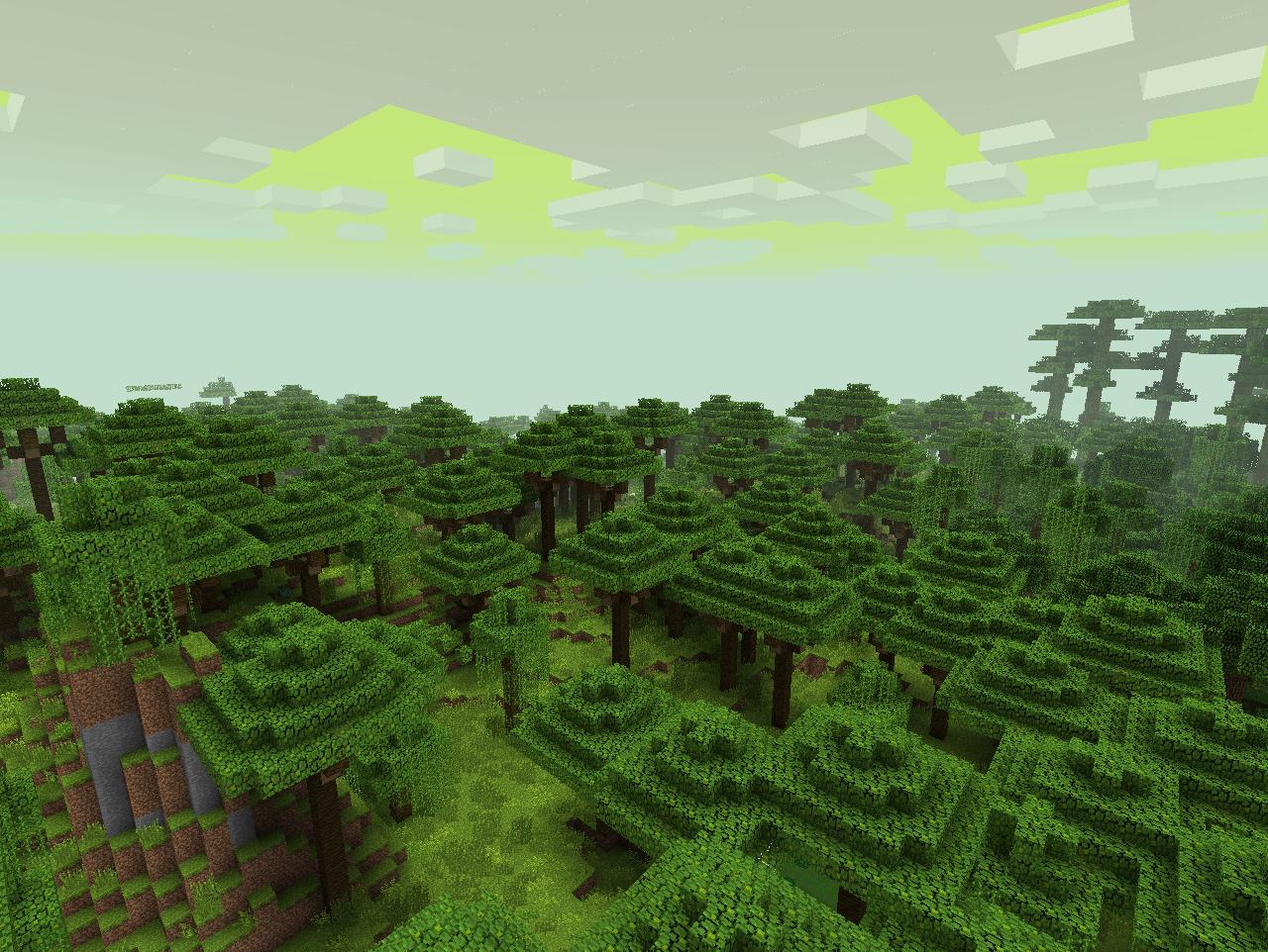 Tropical Rainforest | Biomes O' Plenty Wiki | Fandom powered by Wikia